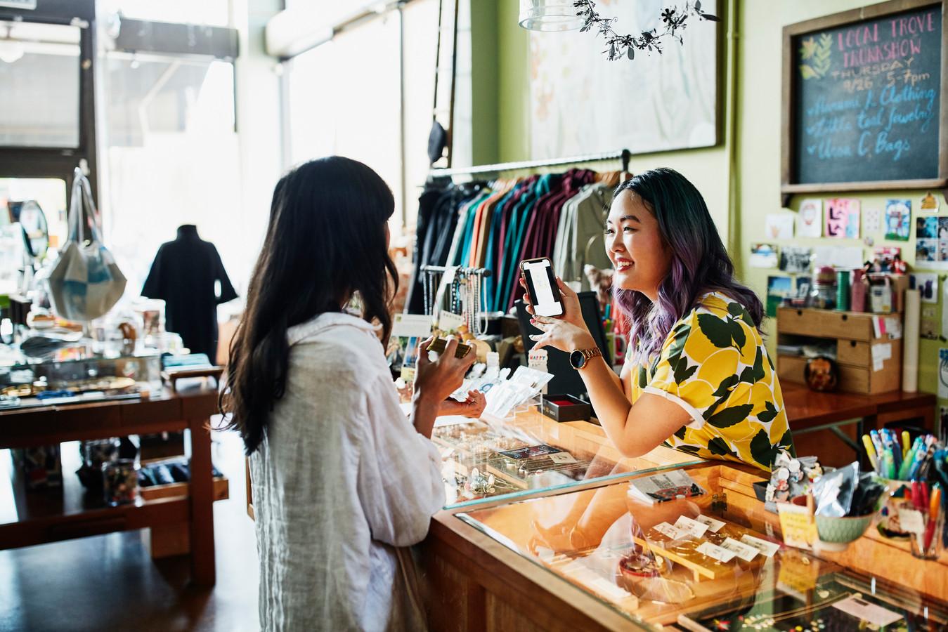 Dit zijn de best betaalde jobs in de retail