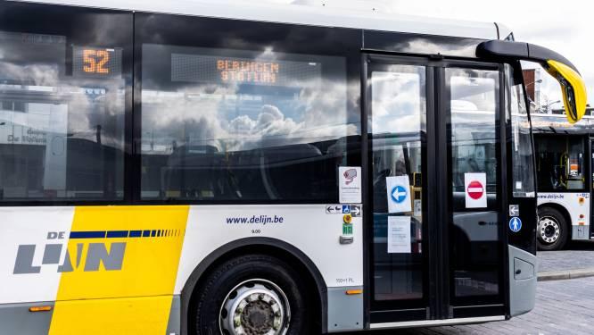 Bijna alle beschadigde lijnbussen weer hersteld na vandalisme, hinder verdwijnt stilaan