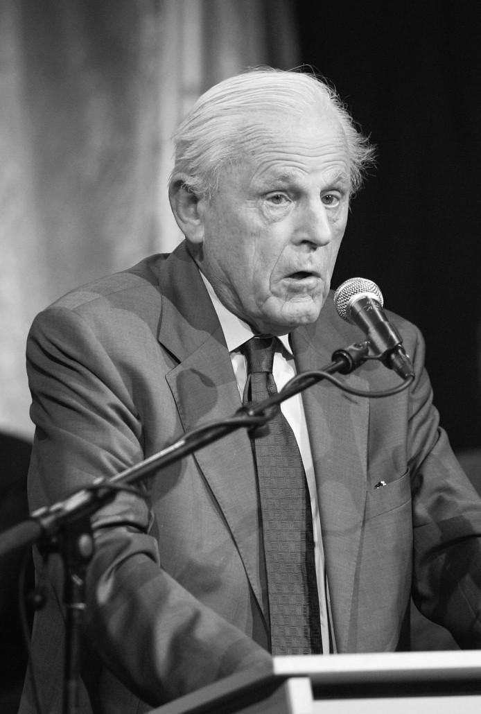 Vader Johan van Gogh sprak in 2005 in het openbaar over de moord op zijn zoon.