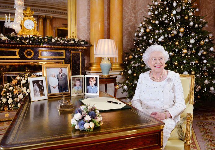 Vœux d'Elisabeth II