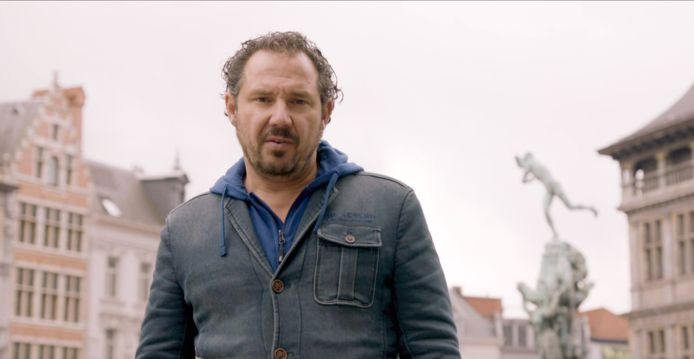 Axel Daeseleire in Project Axel