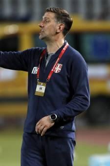 Zware nederlaag kost bondscoach Servië zijn baan