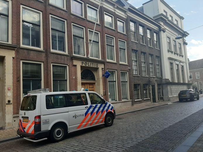 Het voormalige politiebureau op de Groenmarkt.