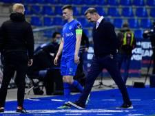 Krijgt Van den Brom vrijdag tegen Charleroi nog een laatste kans bij Genk?