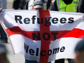 Antimigrantengeweld neemt spectaculair toe in gebieden die voor brexit stemden