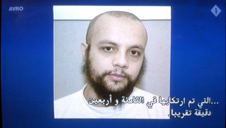 Mohammed B., de moordenaar van Theo van Gogh.