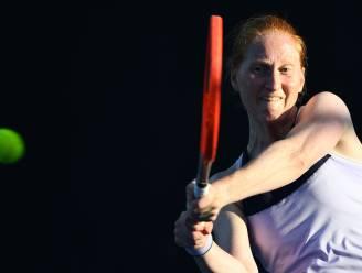 """Alison Van Uytvanck haalt voor eerst tweede ronde in Melbourne: """"Eindelijk is het me gelukt"""""""