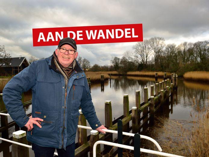 Stadsecoloog André van Kleinwee.