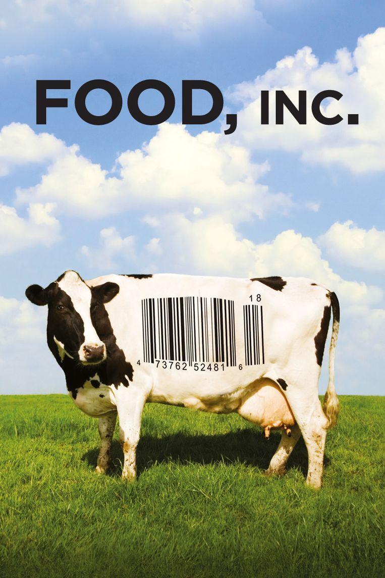Documentaire: Food, Inc. 'Gelukkig komen er steeds meer goede vegetarische restaurants.' Beeld