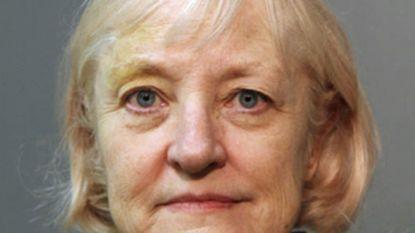 66 jaar en al heel wat op haar kerfstok: 'serieverstekelinge' slaat wéér toe