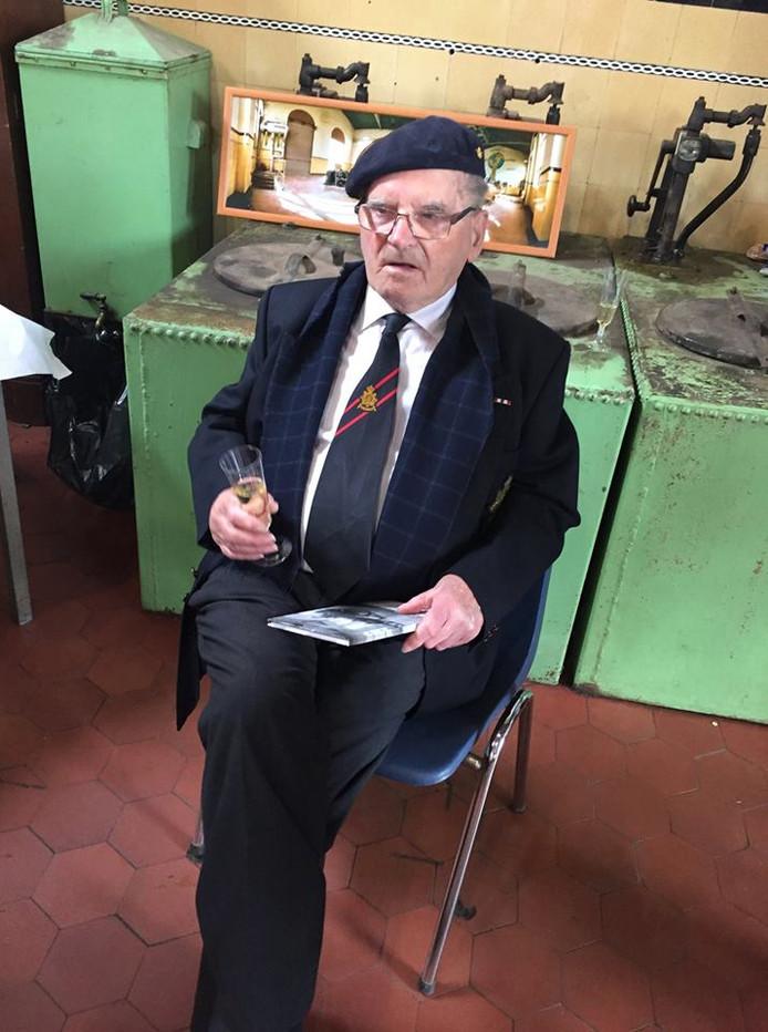 Bep van den Berk, de collectioneur van KVL in Oisterwijk.