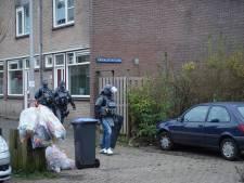 Arrestatieteam aan Groenlust om schietincident Dunantsingel Gouda
