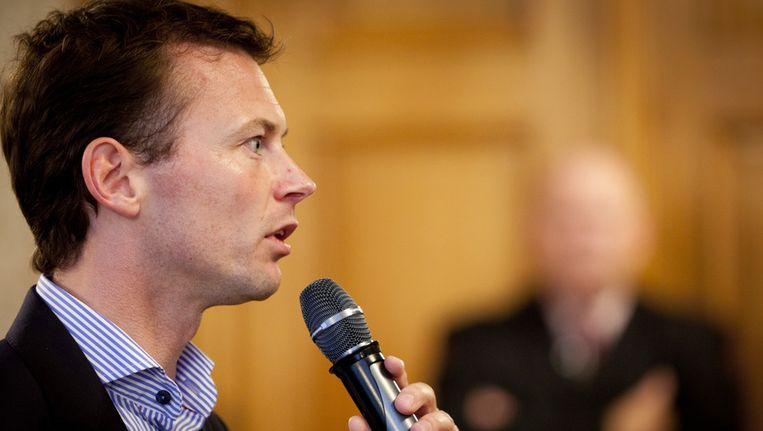 Verantwoordelijk PvdA-wethouder Marco Florijn Beeld anp