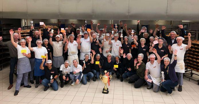 Bakkerij Nollen is de beste van Nederland.