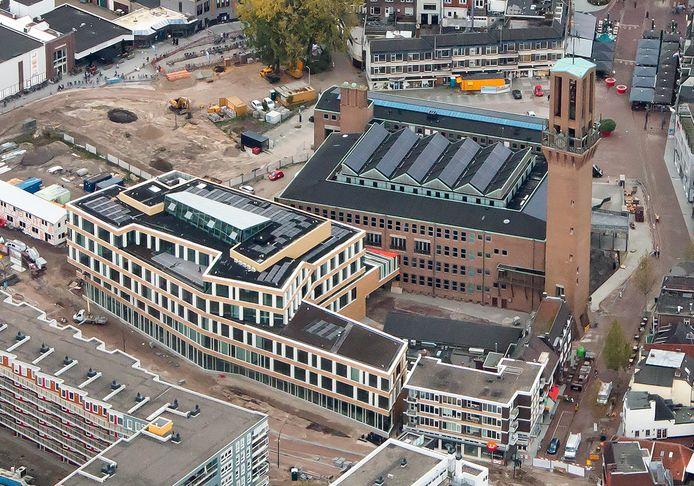 Stadhuis en Stadskantoor Hengelo