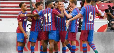 Nederlanders tonen zich bij Barça: heerlijke goal Memphis na assist Frenkie