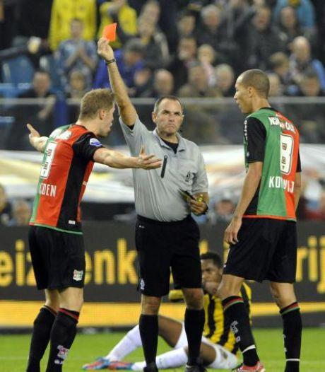 Van rood-groen-zwart haar tot tulband: NEC-Vitesse staat bol van de hoogtepunten op het veld