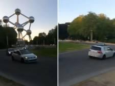 """Des rodéos urbains terrorisent les alentours de l'Atomium, les riverains à bout: """"Une situation hors de contrôle"""""""