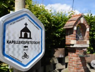"""Ontdek bekende en minder bekende kapelletjes met de """"fietskapellekeszoektocht"""""""