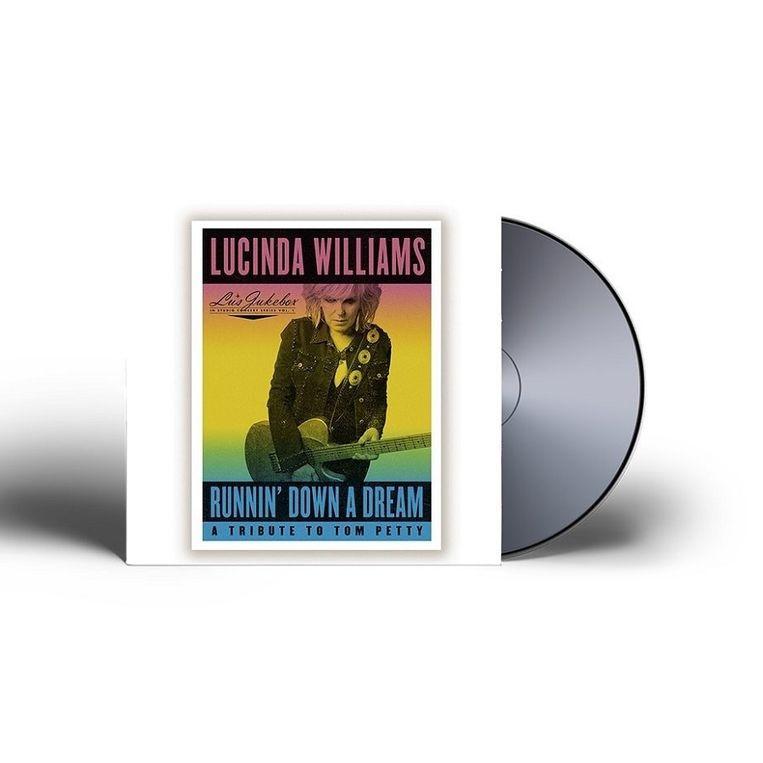 Muziek, platenhoesjes, platen, Lucinda Williams - Runnin down a dream kosteloos Beeld -