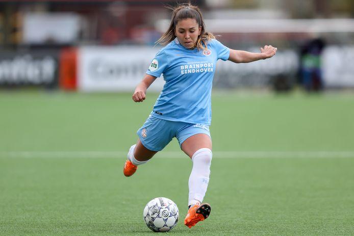 Anika Rodriguez van PSV.