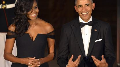 Netflix strikt Obama's: ex-president en vrouw gaan komende jaren series en documentaires maken