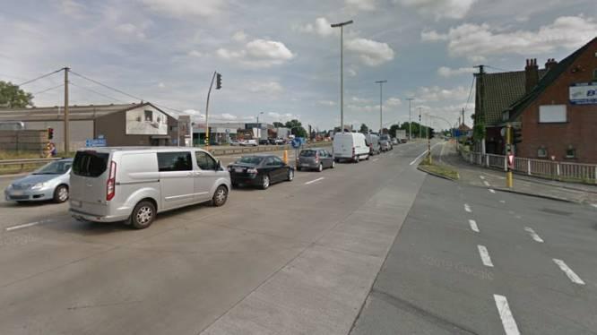 Drie gewonden bij ongeval op kruispunt Knokkebaan Groendreef