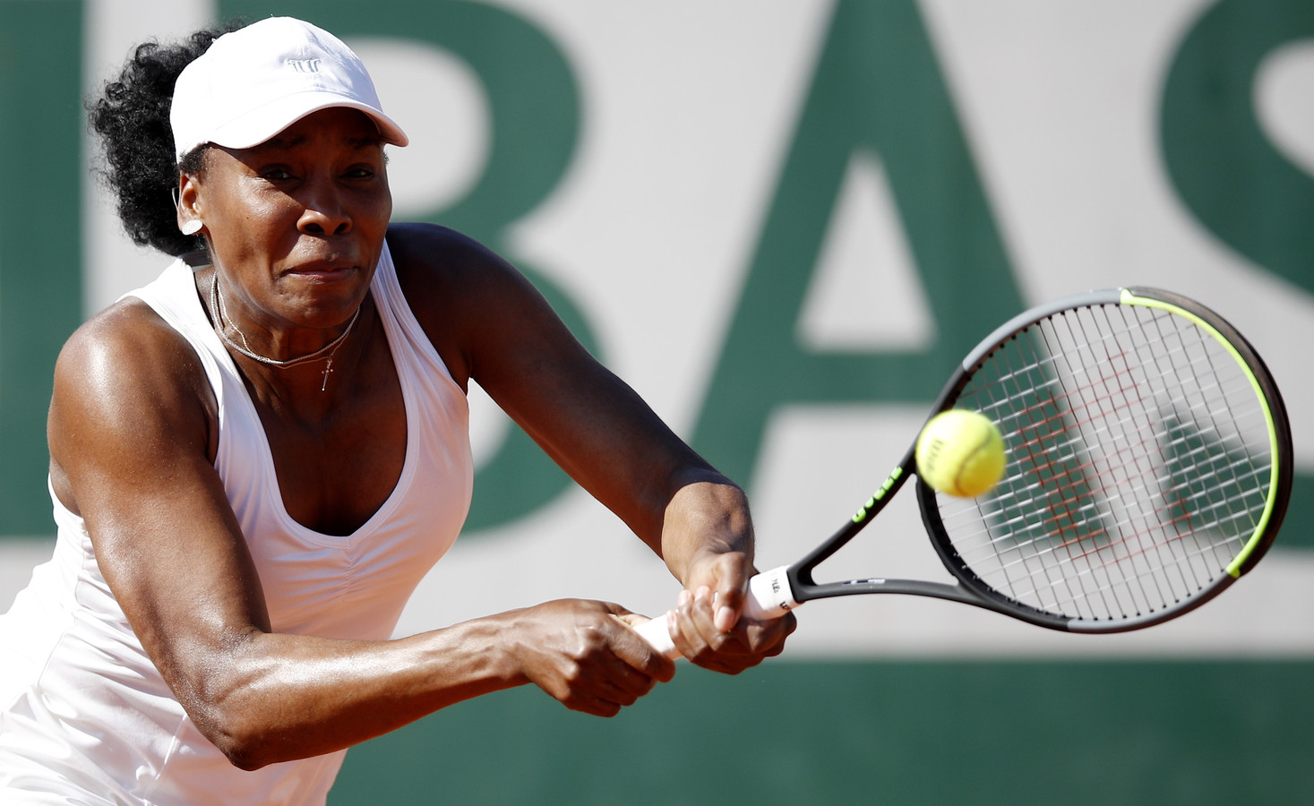 Venus Williams staat niet meer hoog genoeg op de wereldranglijst om rechtstreeks toegelaten te worden.