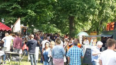 Festival De Veste in Goes: Feest op een 'droomplek'