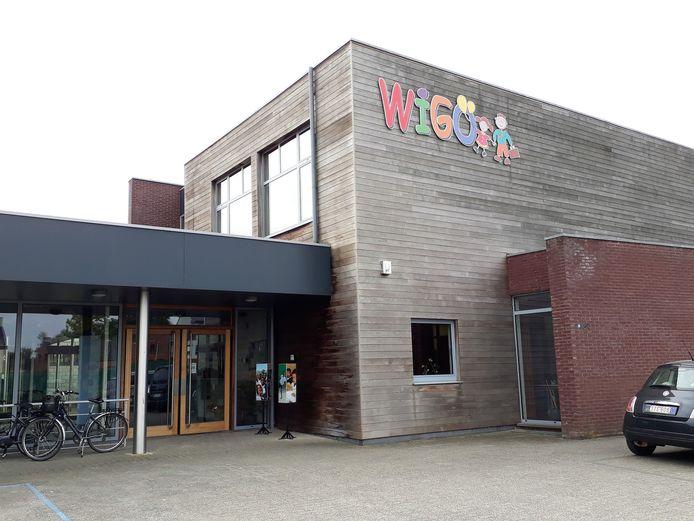 De kleuterschool van Wigo in Wildert (Essen) heeft te kampen met een corona-uitbraak. Twee leerkrachten zijn besmet met de Britse variant.