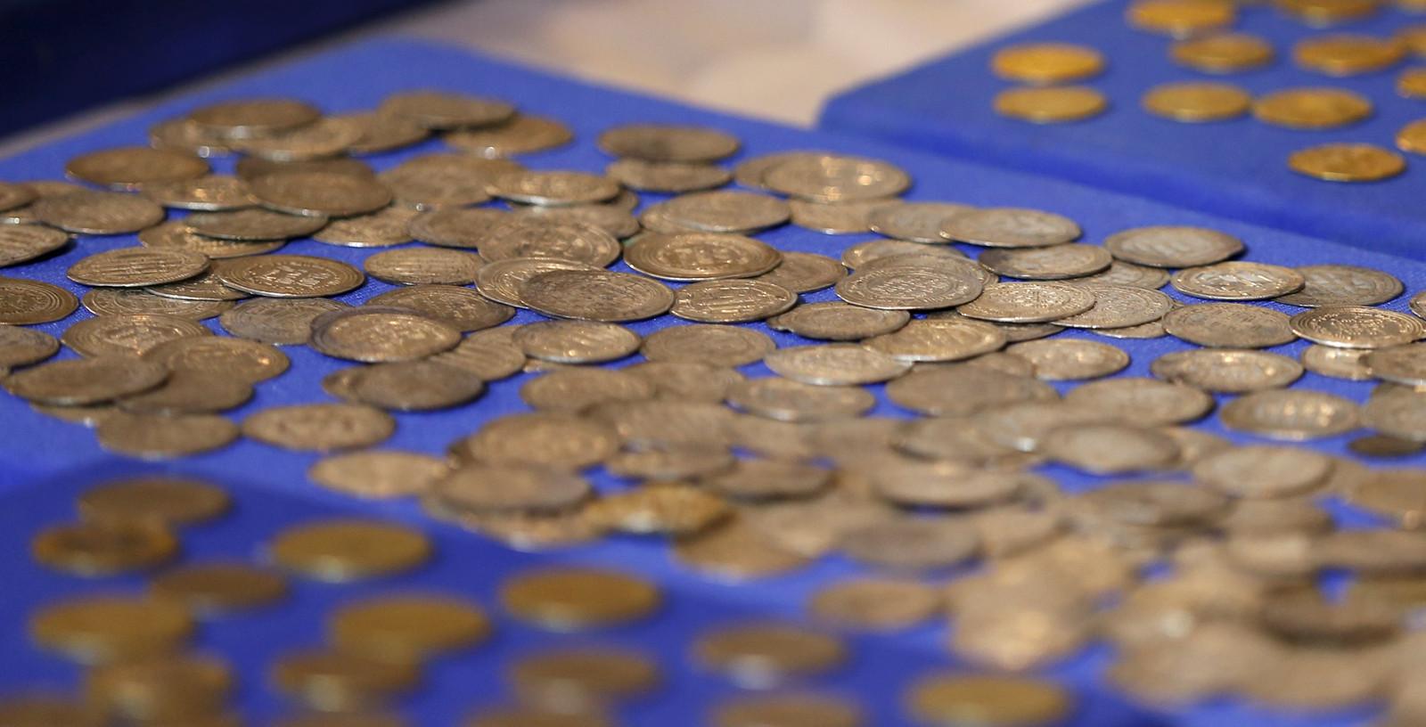 De gevonden schatten zijn naar het Nationaal Museum van Irak in Baghdad gebracht.