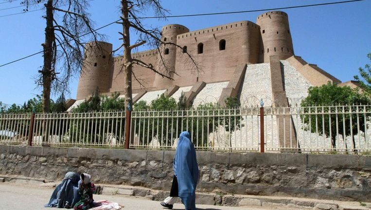 Herat, Afghanistan Beeld epa