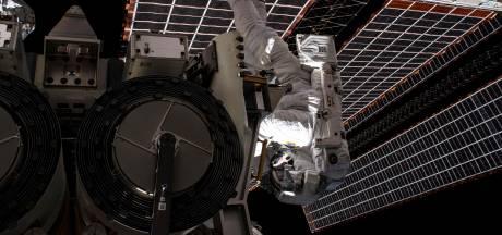 Thomas Pesquet effectue sa troisième sortie dans l'espace en un peu plus d'une semaine