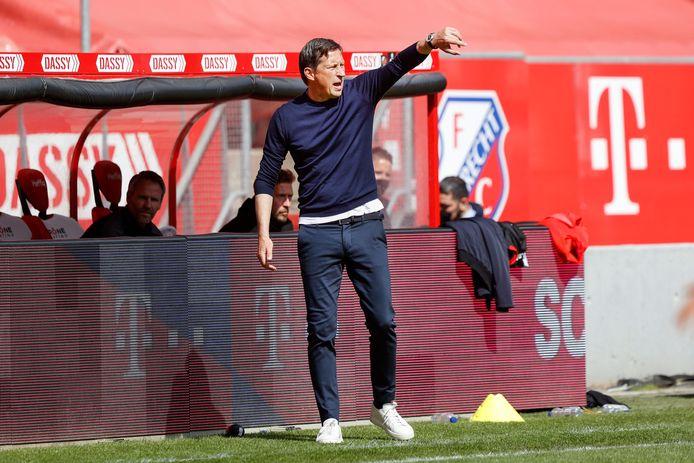 Roger Schmidt vindt dat PSV meer had moeten scoren.