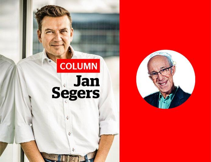 Jan Segers en Raymond van het Groenewoud.