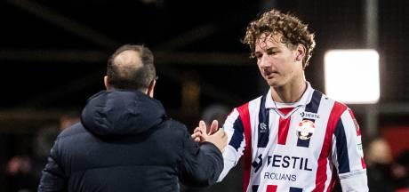 Spieringhs op de bank, maar tóch is Petrovic lyrisch: 'Wesley is nu al Willem II-speler van het jaar'