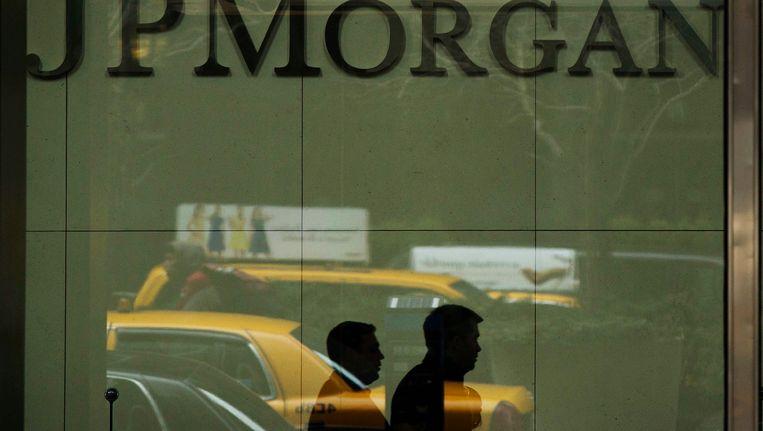 JPMorgan Chase. Beeld REUTERS