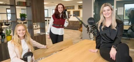 Bredase IT-vrouwen Chrisje, Femke en Amy podcasten erop los: 'Benut onze kracht'