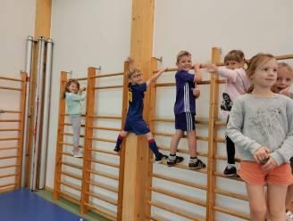 Sportdag in eerste graad VBS Grotenberge