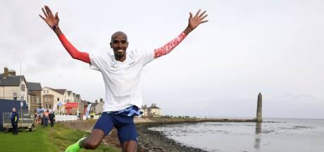 Farah laat olympische 5000 meter in Tokio schieten
