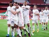 Real Madrid blijft door nipte zege meedoen om titel