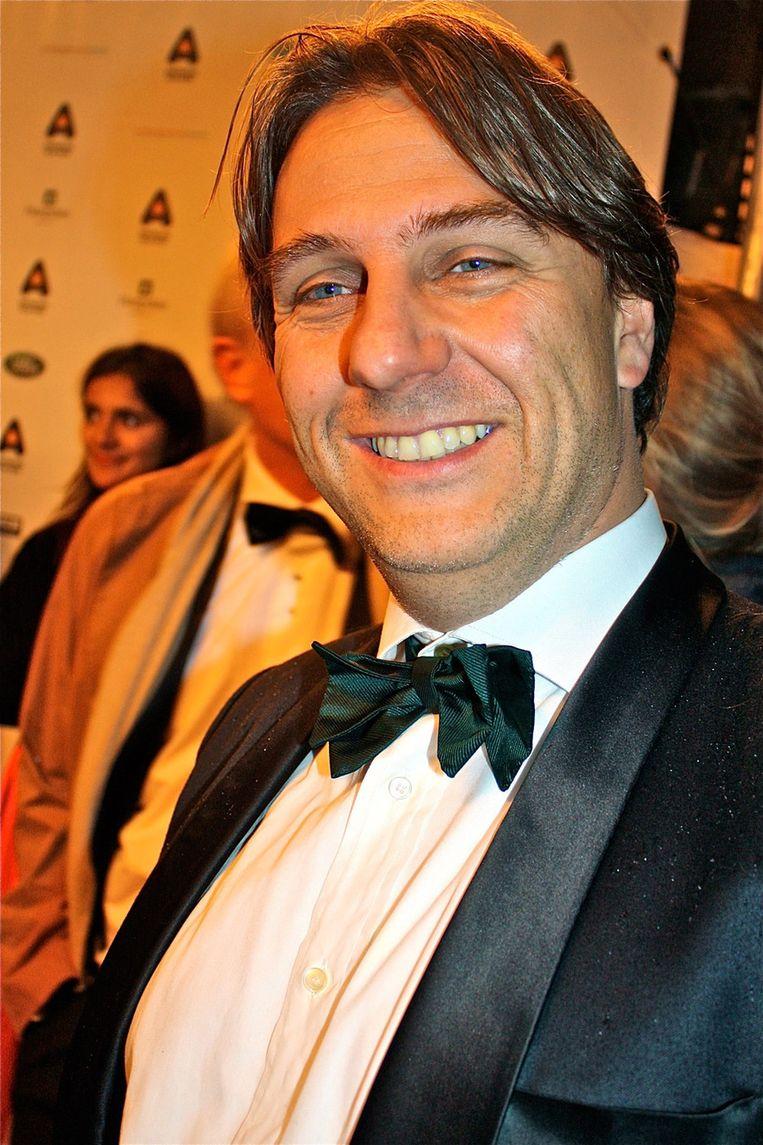 Yoeri Albrecht, directeur van De Balie. Beeld
