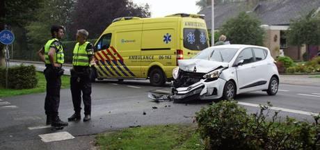 Twee gewonden bij ongeluk in Vorden