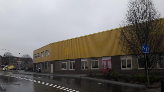 De opvang van Iriszorg aan de Ambachtstraat in Doetinchem zijn geplaatst.