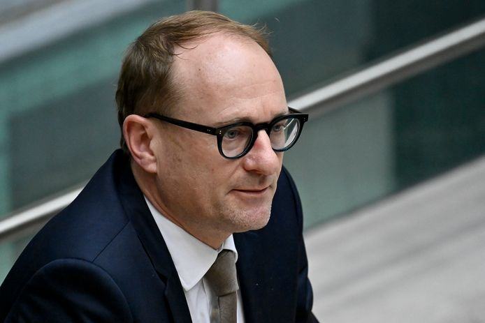 Minister van Onderwijs en Sport Ben Weyts