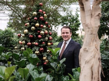 Duivens bedrijf op pad met 3.500 kerstbomen