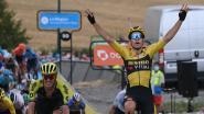 Van Aert is niet te stuiten! Winnaar van Strade en Sanremo slaat dubbelslag in openingsrit Dauphiné