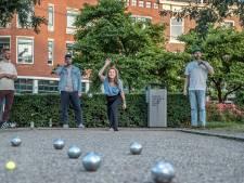 Jeu de boules met hipsters: de wijn ligt meer voor het grijpen dan de ballen