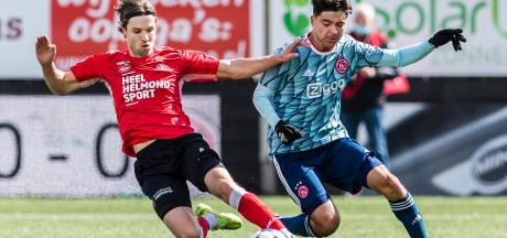 Go Ahead Eagles al tien duels op rij ongeslagen tegen Helmond Sport