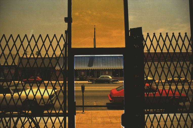 Los Angeles, 1981. Beeld rv Harry Gruyaert